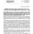 ADMIRAL BOATS chce przeznaczyć wypracowany w 2013 r. zysk na inwestycje w majątek przejętego Zakładu Produkcyjnego w Tczewie