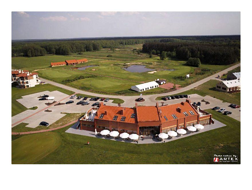 Firmowe wyjazdy integracyjne na polu golfowym
