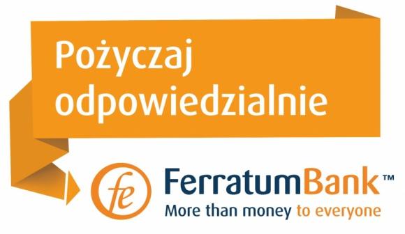 """Start nowej platformy edukacyjnej """"Pożyczaj odpowiedzialnie z Ferratum Bank"""" LIFESTYLE, Finanse - Platforma edukacyjna """"Pożyczaj odpowiedzialnie z Ferratum Bank"""" to kolejne działanie w zakresie odpowiedzialności społecznej Banku. Osią nowej aktywności jest poradnik, wydany pod taką samą nazwą, zawierający mnóstwo praktycznych wskazówek dotyczących zarządzania pieniędzmi."""
