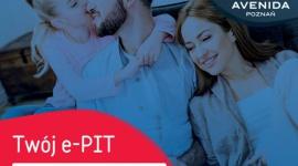 Rozlicz PIT w Avenidzie – bezpiecznie, szybko i wygodnie LIFESTYLE, Finanse - 16 marca w godz. 12:00-20:00 w Avenidzie urzędnicy z Krajowej Izby Skarbowej bezpłatnie pomogą mieszkańcom Poznania i okolic w składaniu zeznań podatkowych i w wysłaniu ich drogą internetową do odpowiedniego oddziału Urzędu Skarbowego.